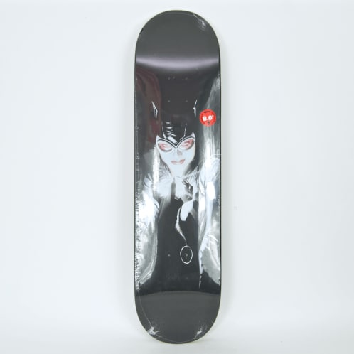 """Almost Skateboards - 8.0"""" Catwoman Impact Light Deck"""