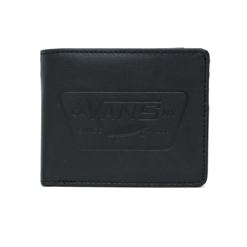 Vans Full Patch Bi Fold Wallet - Black