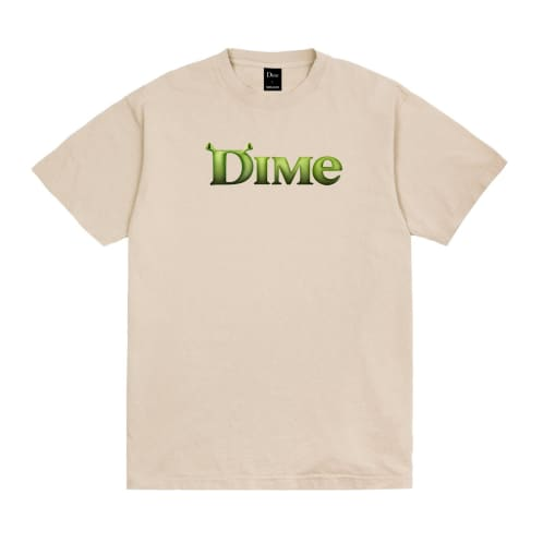Dime Somebody T-Shirt - Beige