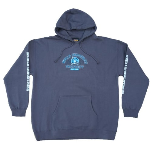 World Industries Wet Willy University Hood - Charcoal