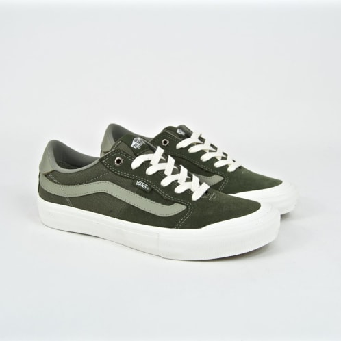 Vans - Style 112 Shoes - Grape Leaf / Laurel Oak