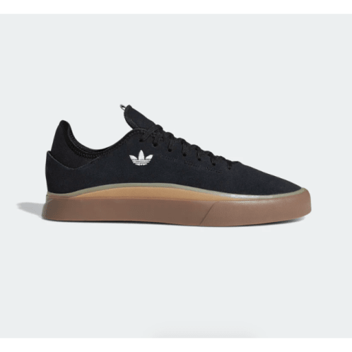 Adidas Skateboarding - Sabalo Shoes - Core Black / Footwear White / Gum 5