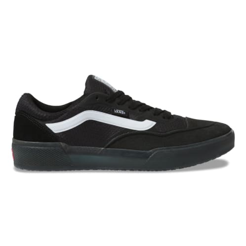 Vans AVE Pro Skateboard Shoes - Black/White