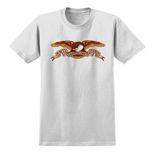 Anti Hero Eagle T-shirt - White