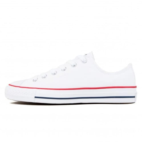 Converse Cons CTAS Pro Shoes - White/Red/Insignia Blue