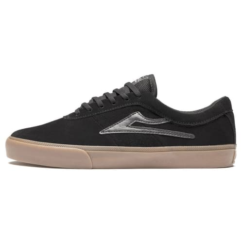 Lakai Sheffield Shoes - Black/Gum Suede
