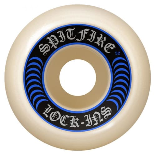 Spitfire Formula Four Lock In Wheels 99a - 53mm