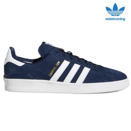 Adidas Campus Adv - Navy/White