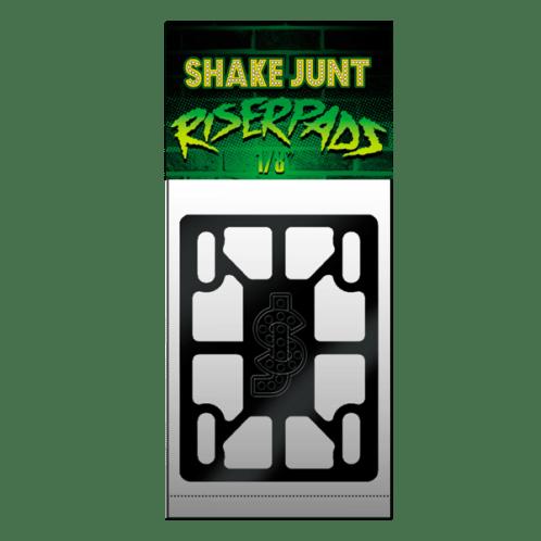 """Shake Junt Riser Pads 1/8"""""""