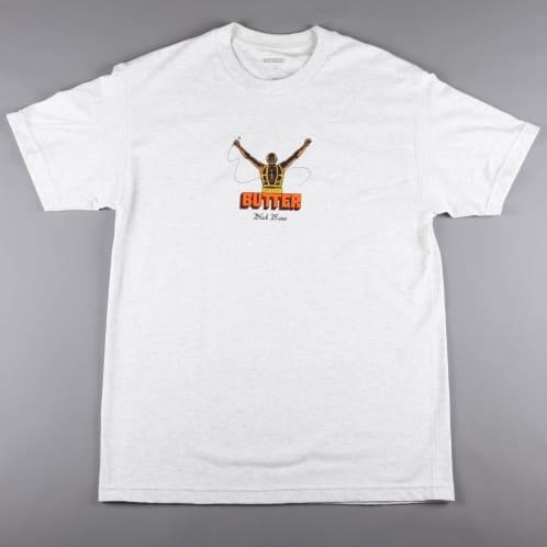 Butter 'Black Moses' T-Shirt (Ash Grey)