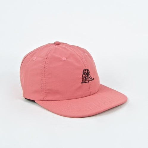 North Skate Mag - North Zodiac Logo Cap - Light Pink