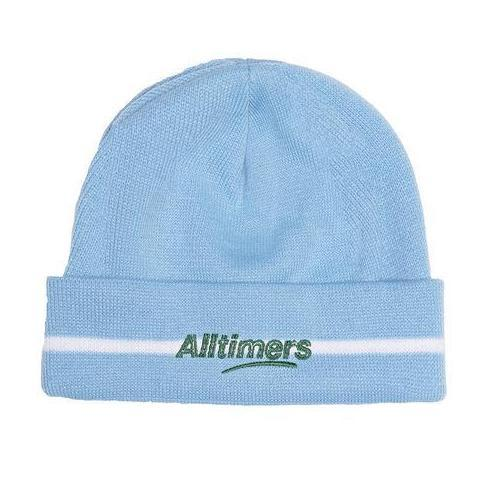 Alltimers Lined Estate Beanie Powder Blue