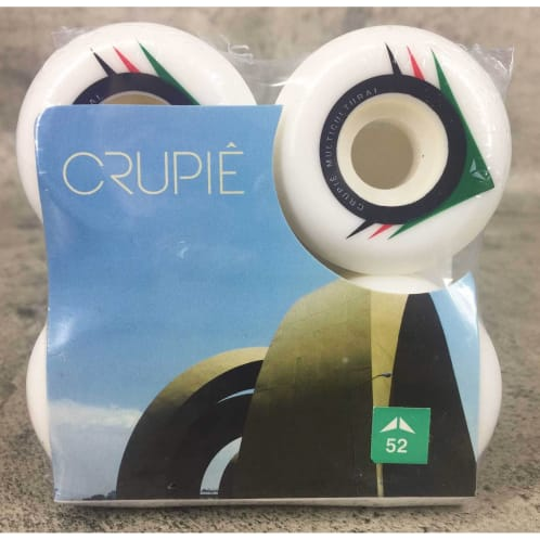 Crupiê L.P. Team Skinny Shape Wheels 51mm