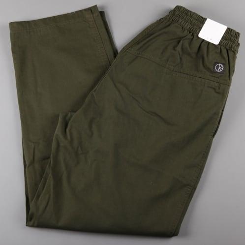 Polar Surf Pants (Dark Olive)