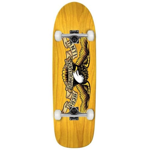 Anti Hero - Shaped Eagle - Old Yeller Complete Skateboard - 9.96''