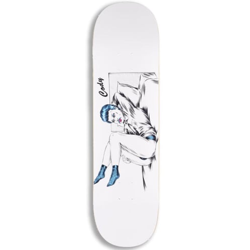Numbers Cody Simmons Deck