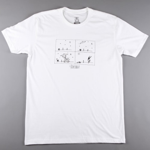 Theories 'How They Got Here' T-Shirt (White)