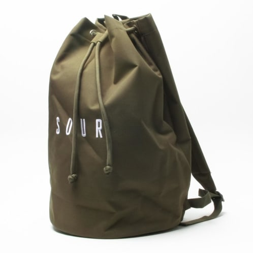 Sour Pat Duffel Bag 2.0 – Olive