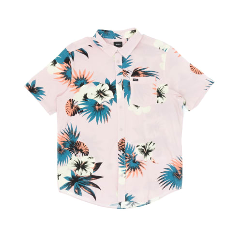 RVCA Romeo Shirt - Dusty Blush