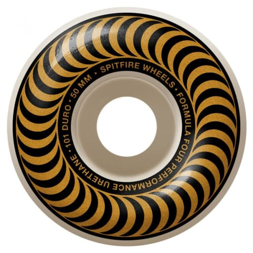 Spitfire Wheels - Spitfire Formula Four Classic 99 Bronze Skateboard Wheels | 50mm
