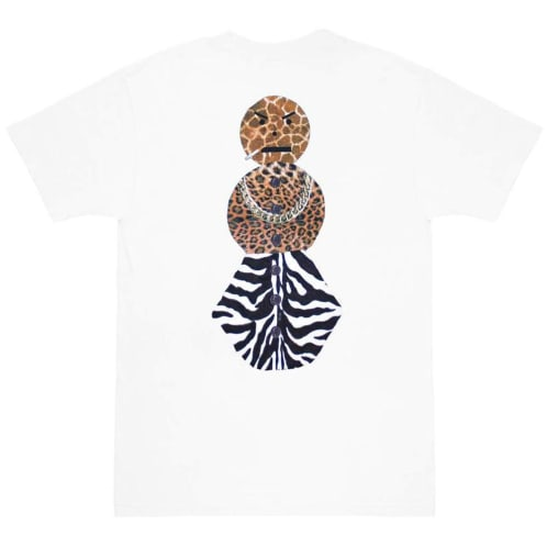 Quartersnacks - Safari Snackman Charity T-shirt