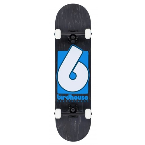 "Birdhouse - Birdhouse Stage 3 B Logo 8"" Completed Skateboard 