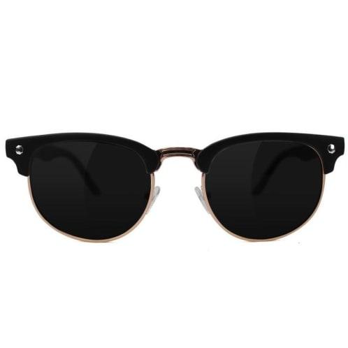 Glassy - Glassy Morrison Sunglasses | Black & Gold