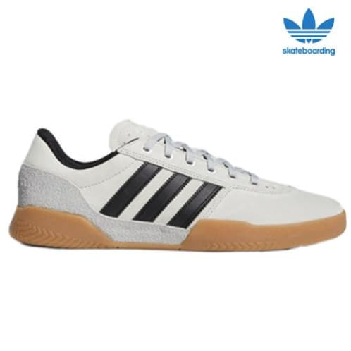 Adidas City Cup - Light Grey/Gum