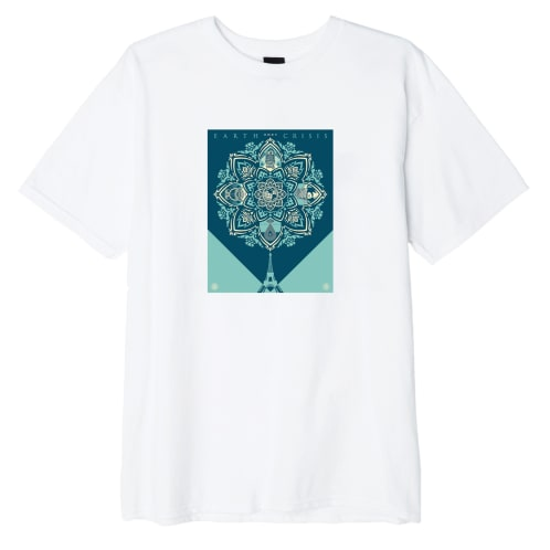 Obey Earth Crisis - White