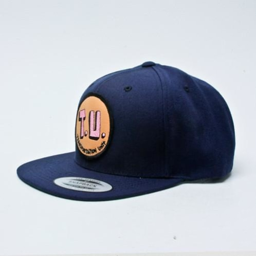 Transportation Unit Classic 6 Panel Navy