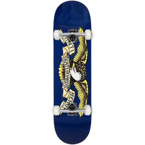 Anti Hero - Classic Eagle Complete Skateboard - 8.25''