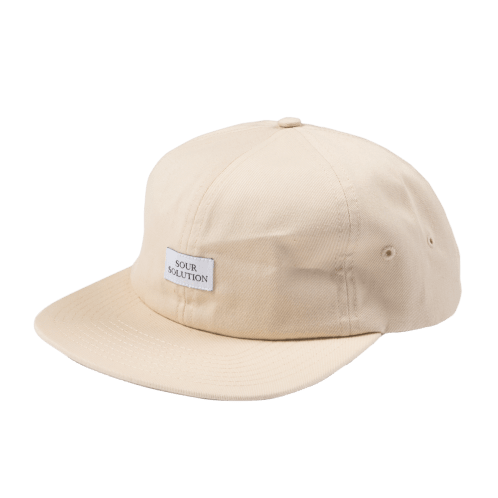 Sour Skateboards - Fallon Cap | Wheat