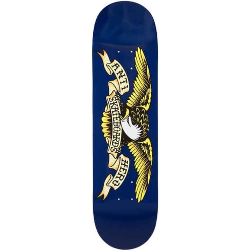 Anti Hero - Classic Eagle Deck - 8.5''