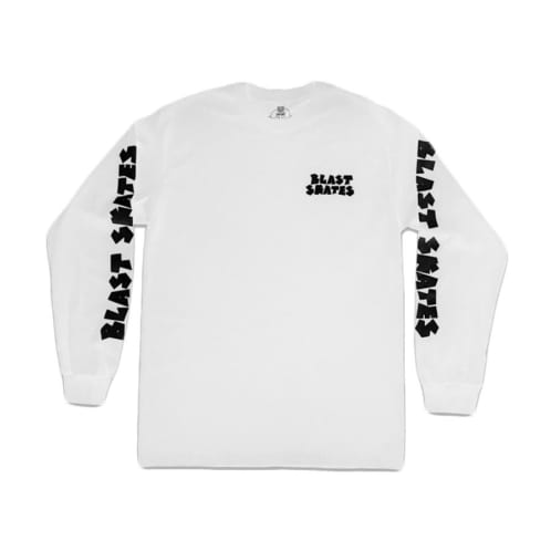 Ragin Longsleeve (White)