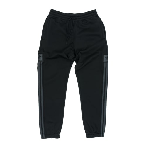 Adidas Tech Sweat Pant - Black/Carbon