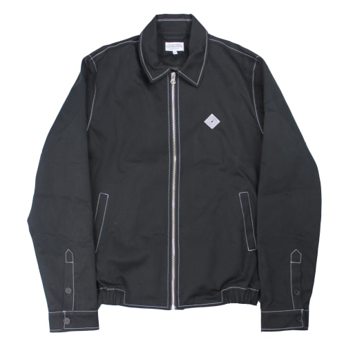 The National Skateboard Co. Harrington jacket Black