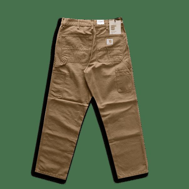 Carhartt WIP Single Knee Pant - Hamilton Brown