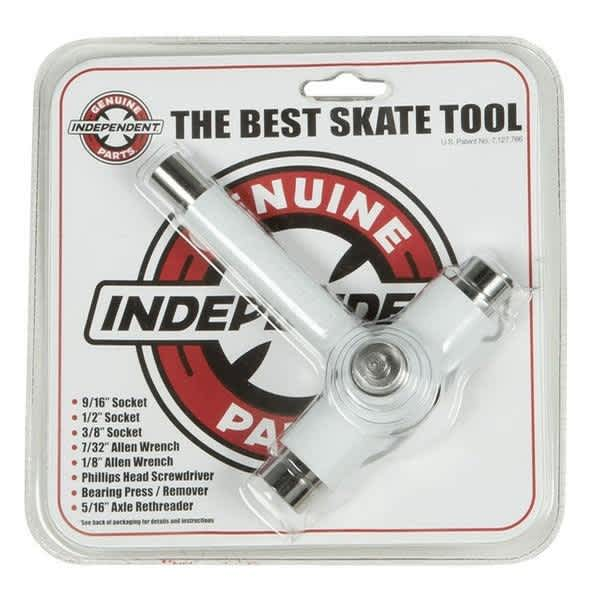Independent Genuine Parts Best Skate Tool Standard White