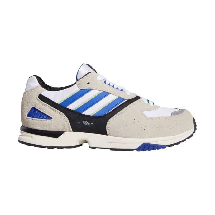 adidas x Alltimers ZX 4000 Shoes - Clear Brown/Core Black/Collegiate Royal