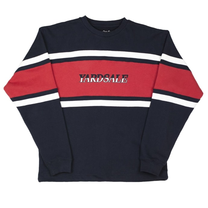 Yardsale Del Ray Sweatshirt - Navy