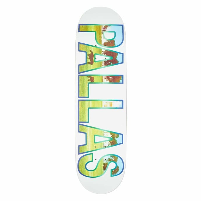 "Palace Skateboards Pallas 8.6"" Skateboard Deck"
