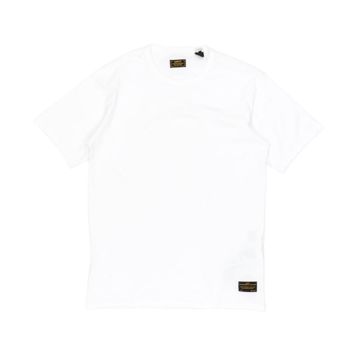 Levis Skate Basic T-Shirt - White