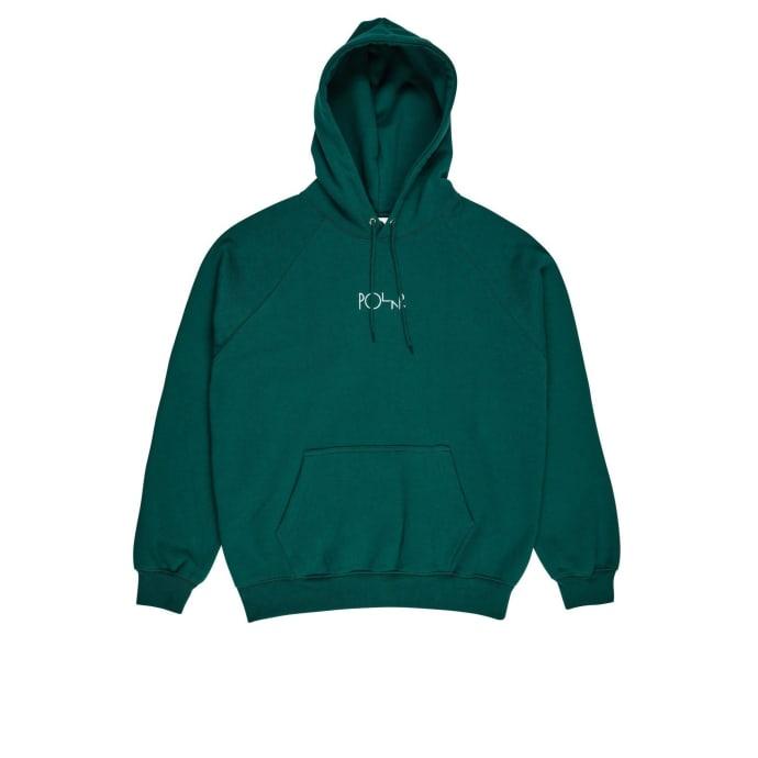 Polar Skate Co Default Hoodie - Dark Green