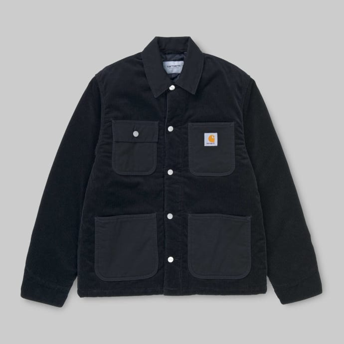 Carhartt WIP - Michigan Coat - Dark Navy Rinsed