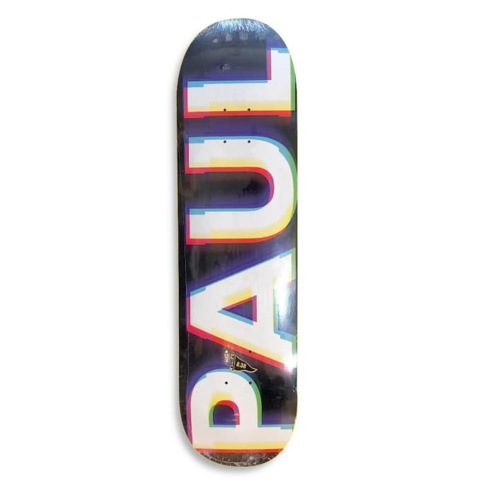 Primitive Skateboards Deck 8.38