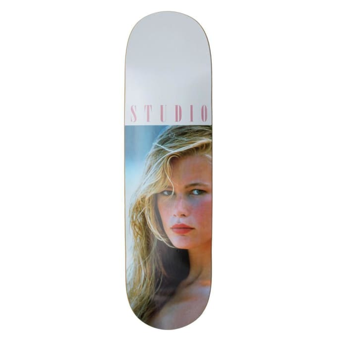 Studio Skateboards Claudia Skateboard Deck - 8.5""