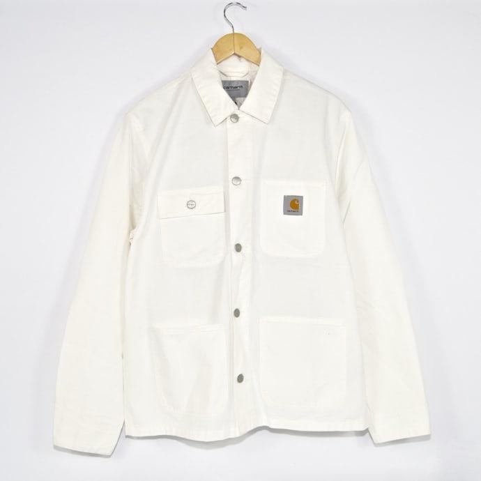 Carhartt WIP - Michigan Coat - Off White