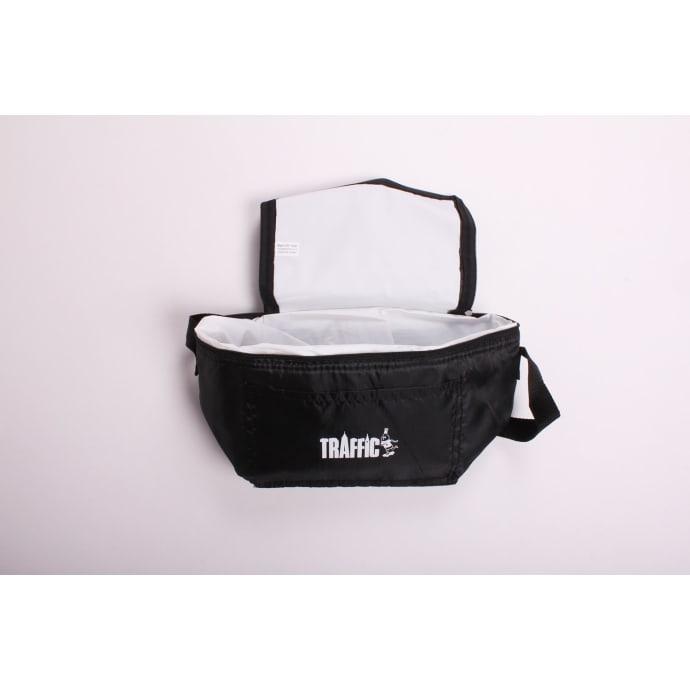 Traffic Bag Third Shift Cooler Black