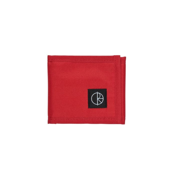 Polar Cordura Wallet - Red