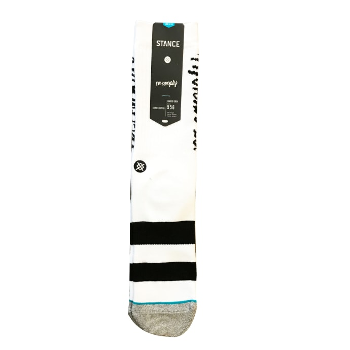 No-Comply X Stance Classic Crew Socks